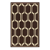 The Rug Market Resort Rectangular Multicolor Transitional Indoor/Outdoor Area Rug (Common: 5-ft x 8-ft; Actual: 5-ft x 8-ft)