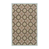 The Rug Market Resort 20-in x 30-in Rectangular Multicolor Transitional Accent Rug