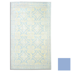 The Rug Market Camden 7-ft 9-in x 9-ft 9-in Rectangular Multicolor Transitional Area Rug