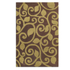 The Rug Market Resort 8-ft x 11-ft Rectangular Multicolor Transitional Area Rug