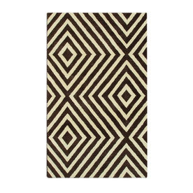 The Rug Market Camden 5-ft x 8-ft Rectangular Multicolor Geometric Area Rug