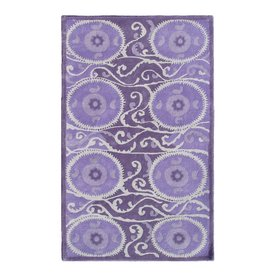 The Rug Market Camden Rectangular Multicolor Transitional Wool Area Rug (Common: 10-ft x 13-ft; Actual: 10-ft x 13-ft)