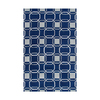 The Rug Market Rexford 5-ft x 8-ft Rectangular Multicolor Geometric Area Rug