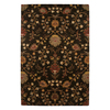 Jaipur Narratives 24-in x 36-in Rectangular Multicolor Floral Accent Rug