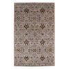 Jaipur Poeme 24-in x 36-in Rectangular Multicolor Floral Accent Rug