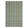 Jaipur Grant Design I-O 24-in x 36-in Rectangular Multicolor Geometric Accent Rug