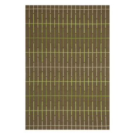 Jaipur Grant Design I-O 24-in x 36-in Rectangular Multicolor Transitional Accent Rug