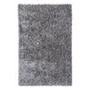 Jaipur Flux 24-in x 36-in Rectangular Gray Accent Rug