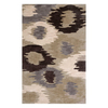 Jaipur Fusion 24-in x 36-in Rectangular Multicolor Transitional Accent Rug