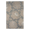 Jaipur Traverse 24-in x 36-in Rectangular Multicolor Floral Accent Rug
