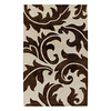 Jaipur Blue 24-in x 36-in Rectangular Multicolor Transitional Wool Accent Rug
