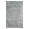 Jaipur Konstrukt Rectangular Solid Wool Accent Rug (Actual: 24-in x 36-in)