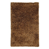 Jaipur Tribeca 24-in x 36-in Rectangular Brown Accent Rug