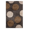 Jaipur Bella 24-in x 36-in Rectangular Multicolor Geometric Accent Rug