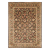 Jaipur Poeme Rectangular Multicolor Transitional Wool Area Rug (Actual: 5-ft x 8-ft)
