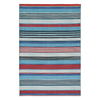 Jaipur Coastal Living Dhurries 8-ft x 10-ft Rectangular Multicolor Transitional Area Rug