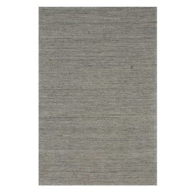 Jaipur Elements Rectangular Solid Wool Area Rug (Actual: 8-ft x 10-ft)