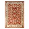 Jaipur Mythos Rectangular Multicolor Transitional Wool Area Rug (Actual: 8-ft x 10-ft)