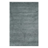 Jaipur Konstrukt 8-ft x 10-ft Rectangular Blue Solid Area Rug