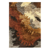 Jaipur Utopia 8-ft x 10-ft Rectangular Multicolor Transitional Area Rug