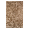Jaipur Verve 8-ft x 10-ft Rectangular Beige Solid Area Rug