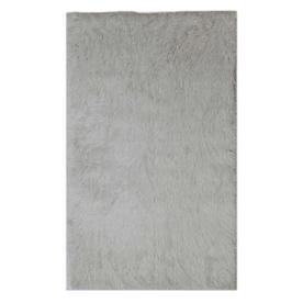 Jaipur Verve Rectangular White Solid Area Rug (Actual: 8-ft x 10-ft)