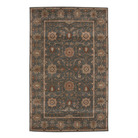 Jaipur Poeme 8-ft x 11-ft Rectangular Multicolor Transitional Area Rug