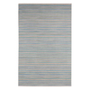 Jaipur Coastal Living Dhurries 10-ft x 14-ft Rectangular Multicolor Transitional Wool Area Rug