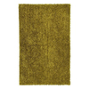 Jaipur Flux 3-ft 6-in x 5-ft 6-in Rectangular Green Solid Area Rug