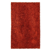 Jaipur Flux 3-ft 6-in x 5-ft 6-in Rectangular Solid Area Rug