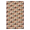 Jaipur Brio 6-ft 6-in x 9-ft 6-in Rectangular Multicolor Transitional Area Rug