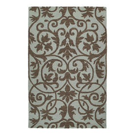 Kaleen Carriage 9-ft x 12-ft Rectangular Multicolor Transitional Area Rug