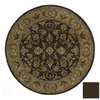 Kaleen Mystical Garden 9-ft 9-in x 9-ft 9-in Round Multicolor Transitional Area Rug