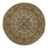 Kaleen Tara 11-ft 9-in x 11-ft 9-in Round Multicolor Transitional Area Rug