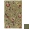 Kaleen Khazana 9-ft 6-in x 13-ft Rectangular Multicolor Floral Area Rug