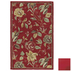 Kaleen Khazana Rectangular Multicolor Floral Wool Area Rug (Common: 10-ft x 13-ft; Actual: 9-ft 6-in x 13-ft)
