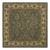 Kaleen Tara2 9-ft 9-in x 9-ft 9-in Square Multicolor Transitional Area Rug