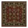 Kaleen Tara2 11-ft 9-in x 11-ft 9-in Square Multicolor Transitional Area Rug
