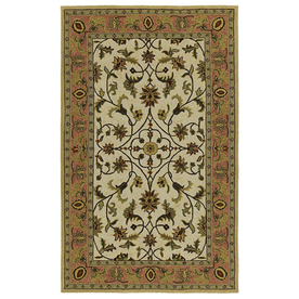 Kaleen Home and Porch 5-ft x 7-ft 6-in Rectangular Multicolor Transitional Indoor/Outdoor Area Rug