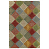 Kaleen Mallard Creek 5-ft x 7-ft 9-in Rectangular Multicolor Geometric Area Rug