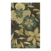 Kaleen Calais 9-ft 6-in x 13-ft Rectangular Multicolor Floral Area Rug