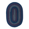 Colonial Mills Deerfield Oval Multicolor Transitional Indoor/Outdoor Area Rug (Common: 10-ft x 13-ft; Actual: 10-ft x 13-ft)