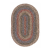 Colonial Mills Lincoln 36-in x 60-in Oval Multicolor Transitional Accent Rug