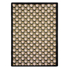 Joy Carpets Bases Loaded 10-ft 9-in x 7-ft 8-in Rectangular Multicolor Sports Area Rug