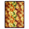 Joy Carpets Keeping Score 11-ft 2-in x 10-ft 9-in Rectangular Multicolor Sports Area Rug