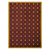 Joy Carpets Walk Of Fame 13-ft 2-in x 10-ft 9-in Rectangular Multicolor Transitional Area Rug