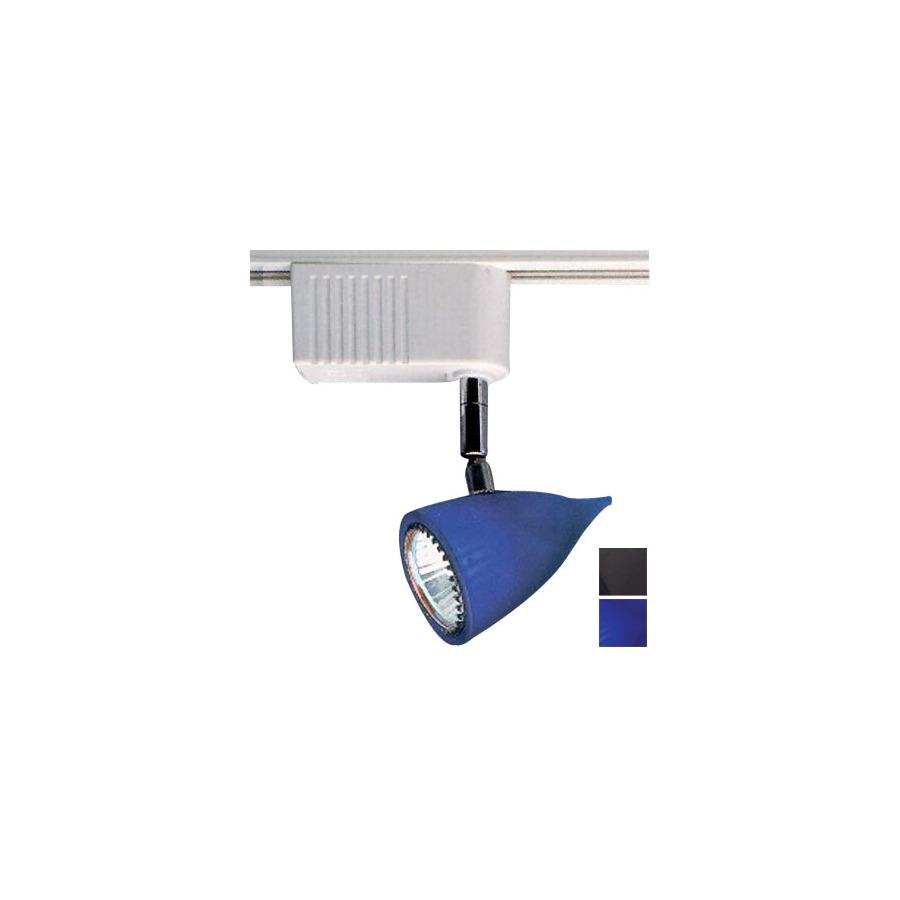 Shop PLC Lighting Black Flexible Track Lighting Head At