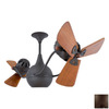 Matthews 16-in Vent Bettina Bronze Ceiling Fan