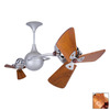 Matthews 16-in Italo Ventania Polished Copper Ceiling Fan
