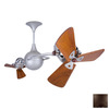 Matthews 13-in Italo Ventania Bronze Ceiling Fan